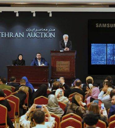 Flourishing Art Scene: Prestigious Tehran Auction Sells All 120 Modern And Classical Artworks