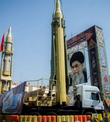 Keeping Iran's Ballistic Missiles In Perspective
