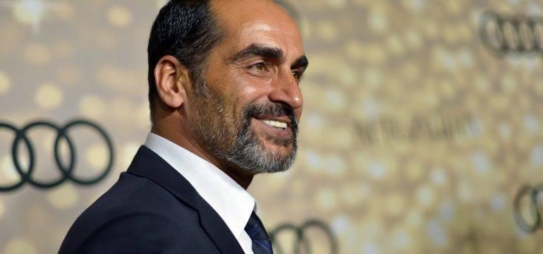 Navid Negahban Iranian American actor