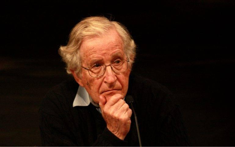 Chomsky Iran