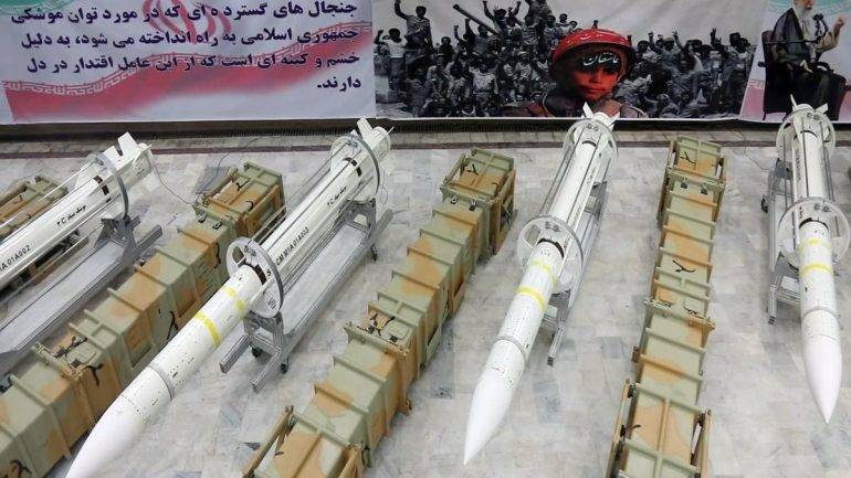 IRAN-DEFENCE-MISSILE