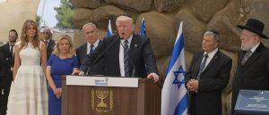 Is President Donald Trump an Israeli Manchurian Candidate