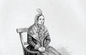 Lady Mary Leonora Sheil